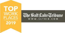 Salt Lake Tribune Top Places to Work 2019